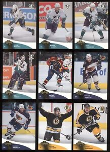 2000-01-UPPER-DECK-HEROES-IMMORTALS-FUTURE-RC-NHL-HOCKEY-CARD-1TO180-SEE-LIST