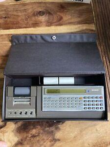 Lot De 2 Calculatrice Pocket  Computer Pc-1212 Et Pc11