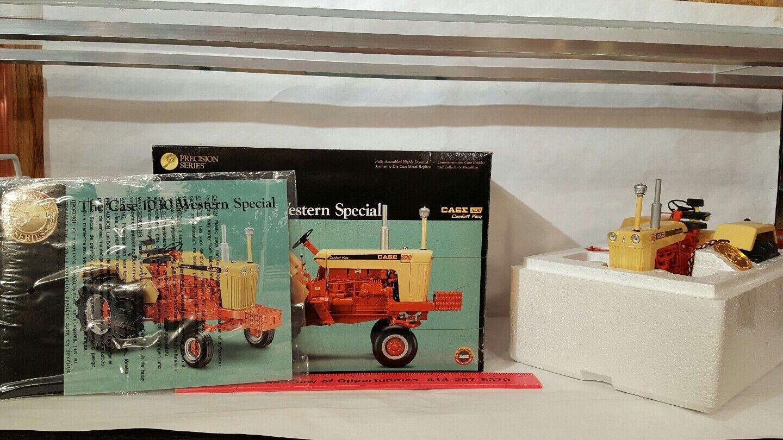 ERTL Case 1030 Western SPECIAL 1 16 diecast farm tractor REPLICA DE COLLECTION