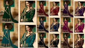 Anarkali-Salwar-Kameez-Suit-Indian-Pakistani-Dress-Ethnic-Bollywood-PartyWear-FM
