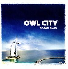 Owl City 'Ocean Eyes' 12-Track EUROPE 2009 Promo CD Album - Excellent!