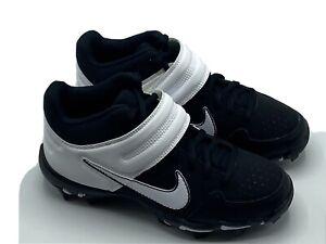Nike-Alpha-Huarache-Youth-Size-3Y-VRS-MD-Keystone-Baseball-Cleats-AO7582-003