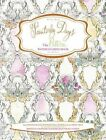 Painterly Days: The Pattern Watercoloring Book for Adults by Kristy Rice (Paperback, 2016)