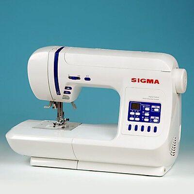 Sensacional Máquina De Coser Sigma Mod 100 E Patchwork Ebay