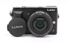 Panasonic LUMIX GX85K GX85 16.0MP Digital Camera Kit w/ G 20mm F1.7 II ASPH Lens