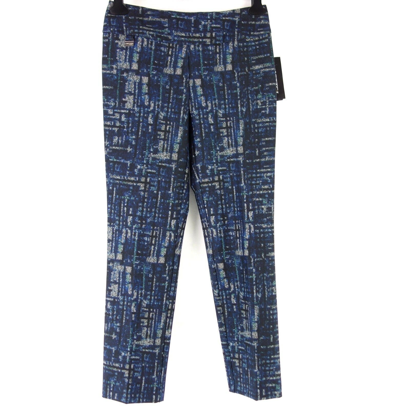 Lisette Montreal Pantalón Mujer Gr 36 Patrón Ankle Recto Cintura Cintura Cintura Elástica Np 54cd0c
