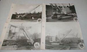 4-Vintage-American-Hoist-Gopher-450-Shovel-Cranes-amp-Cranes