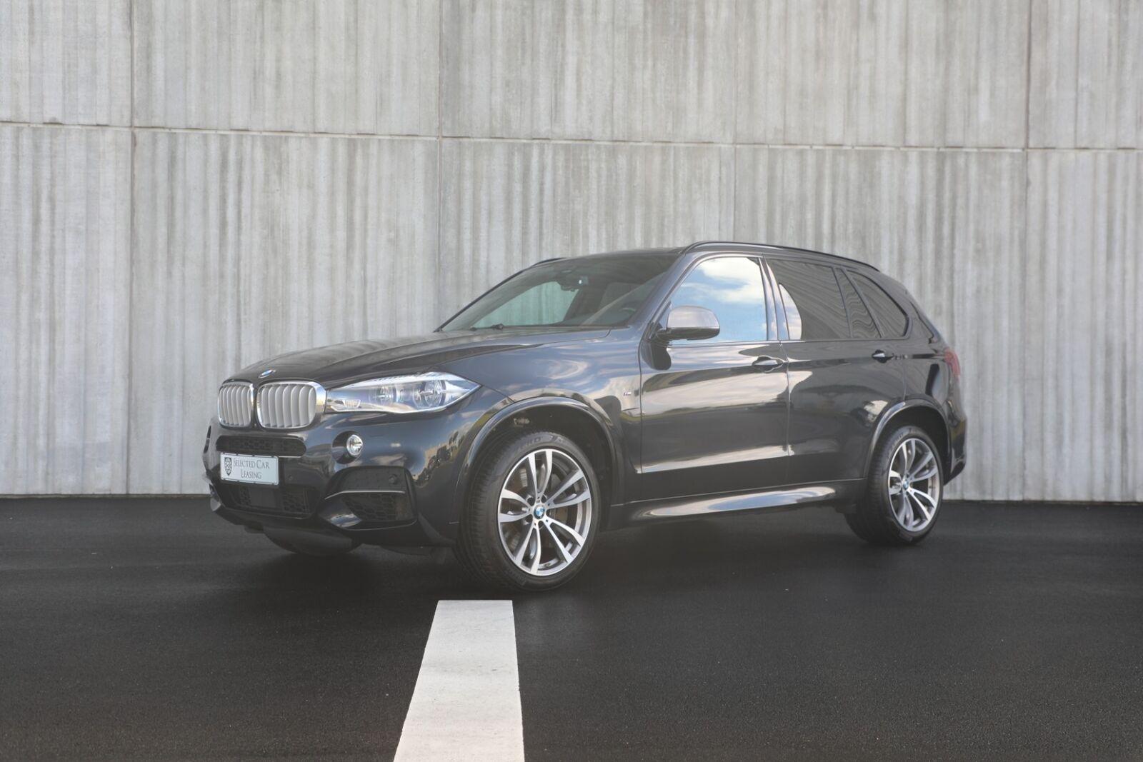 BMW X5 3,0 M50d M-Sport xDrive aut. 5d - 4.474 kr.
