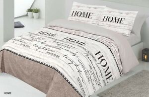 Home-Duvet-Cover-Set-Quilted-Cover-Bedding-Set-With-Pillow-Cases-Fitted-Sheet