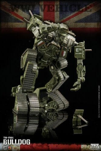 Transformation Toyworld TW-FS01 Bulldo,In stock!