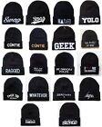 Wholesale Lots Men's Beanie Hat Cap Women's Beanie Hat Caps Unisex Beanie Hats