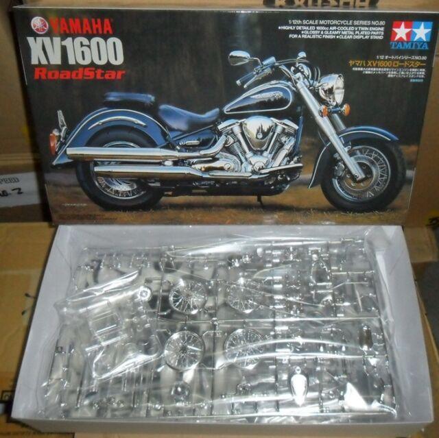 Tamiya YAMAHA XV 1600 ROAD STAR 14080