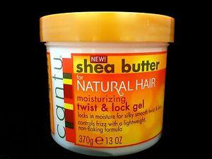 Cantu Shea Butter Natural Hair Moisturizing Twist Amp