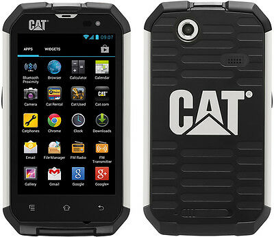 LATEST CATERPILLAR CAT B15Q BUILDERS IP67 ULTRA TOUGH UNLOCKED ANDROID 3G PHONE