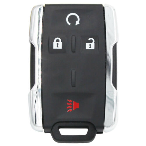 Details about  /2x 3 Buttons Remote Key Shell Case Fob for Chevrolet Silverado 1500 HD 2001-2002