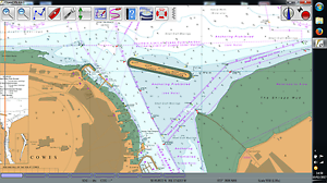 Details about PC Chartplotter charts for OpenCPN & others  UK-IRL 2019   Portable Windows DVD