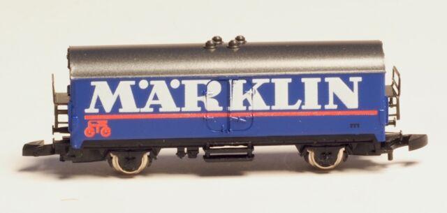 2451A Marklin Z Märklin Nostalgia Car-1 (blue)
