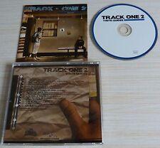 RARE CD ALBUM TRACK ONE 2 VISITE GUIDEE 15 TITRES RAP FRANCAIS