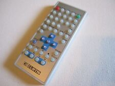 CURTIS Remote control for Curtis DVD8007B 7-Inch LCD Portable DVD Player