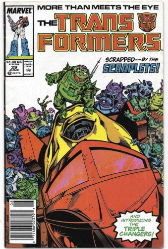 Choice The Transformers 1-71 1984-1970 Marvel Comics Free Bag//Board