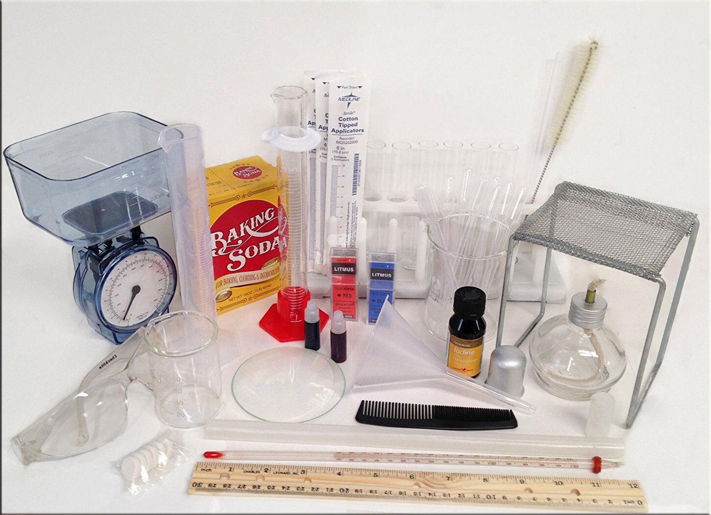 Apologia - Chemistry Glass Lab Kit
