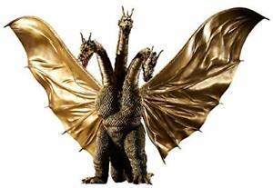 GARAGE-TOY-Toho-Large-Monsters-King-Ghidorah-1964-390mm-Figure-X-PLUS-From-JAPAN