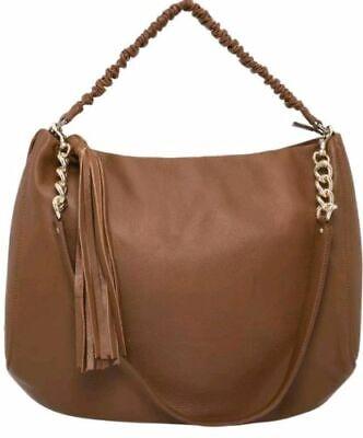 RRP$595 NEW OROTON Bag Handbag Large Tote Shoulder Saffiano Leather Red