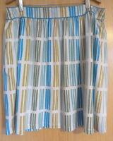 Boden Ladies Skirt Size 18 Work Jersey Summer Casual Elise £49 Stripy