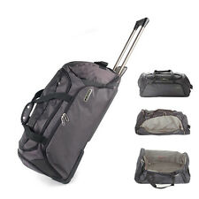 Travel Bag Kappa Wheeled Hand Luggage Cabin Sports Large Holdall Strong Handle