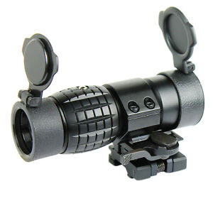 3x-Magnifier-Scope-with-FTS-Flip-to-Side-Mount-for-Holographic-and-Reflex-Sights