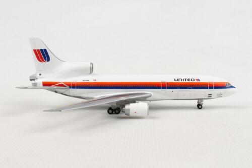 Gemini Jets United Lockheed L1011-500 Tristar GJUAL1689 1//400 REG#N514PA New
