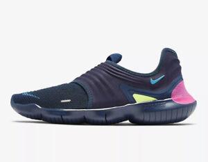 Détails sur Nike Free RN Flyknit 3.0 Homme Running Baskets Tailles Multiples Neuf Box n'a pas de couvercle afficher le titre d'origine