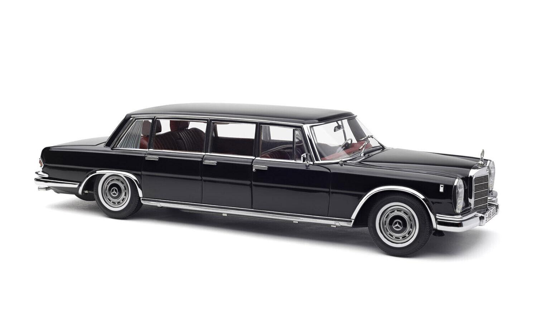 CMC MercedesBenz 600 Pulluomo W100 Limousine 118