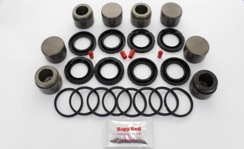 for RENAULT CLIO 200 2008-2018 Front Brake Caliper repair seals Pistons BRKP256