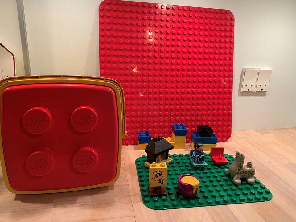 Lego Duplo, Duplo