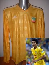 Ethiopia ADIDAS L/S Shirt Jersey Soccer Adult XL Maglia BNWT World Cup Africa Y