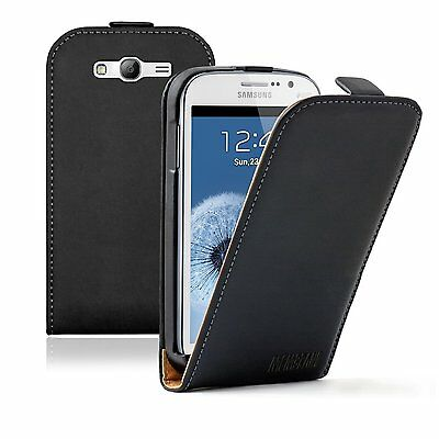 Ultra Slim Leather Flip Case Cover Pouch for Samsung Galaxy Grand Duos GT-i9082