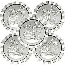 SilverTowne Stackables Trademark Prospector 1oz .999 Silver Round (5pc)