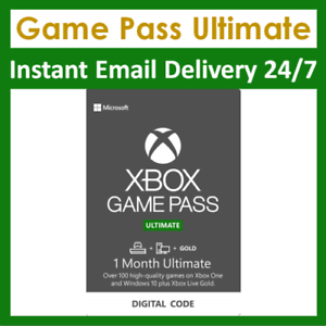 Xbox-Live-1-Month-Gold-amp-Game-Pass-Ultimate-Membership-2x-14-Day-Pass