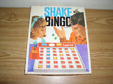 VINTAGE SCHAPER SHAKE BINGO FAST ACTION GAME NUMBER 211