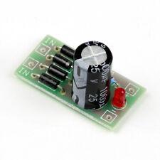 5pcs 1N4007 AC-DC Power Supply Converter Bridge Rectifier Filter 25V 1000UF