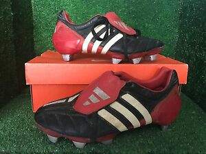 timeless design a9347 3fe7a Image is loading ADIDAS-PREDATOR-MANIA-TRX-FG-SOCCER-CLEATS-Size-
