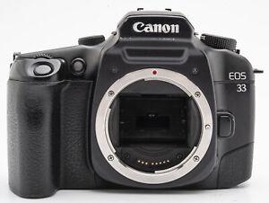 Canon-EOS-33-Gehaeuse-Body-Kamera-SLR-Kamera-analoge-Spiegelreflexkamera