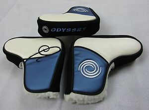 Odyssey-Divine-Ladies-Blade-Putter-Head-Cover-1st-Class-Post-BRAND-NEW