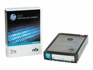 HP 2tb RDX Removable Disk Cartridge Q2046A