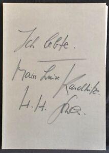 Details About Marie Luise Kaschnitzhenry Gowa Ich Lebte Mit 6 Signierten Lithografien