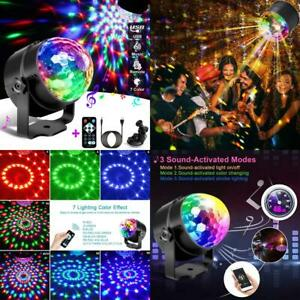 Discokugel, Discokugel Kinder, Led Disco Party Licht Lichteffekte ...