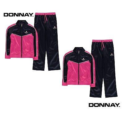 Vêtements De Sport ***promotion***ensemble Survêtement Fille De Marque Donnay Du 7 Au 13 Ans Vêtements Filles (2-16 Ans)