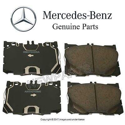 For Mercedes X253 W213 W205 S205 C205 C43 AMG Front Brake Pad Set /& Sensor OES