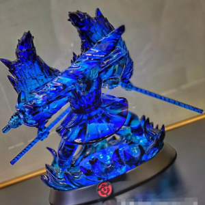 LX-Studio Naruto Uchiha Madara Susanoo Tempestuous God of Valour Resin Statue